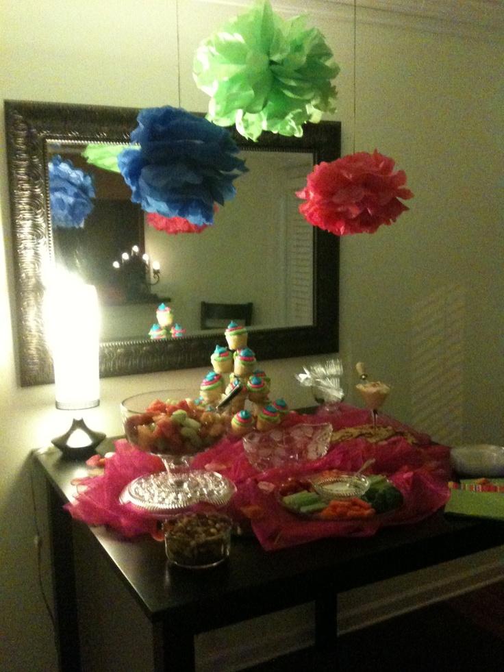 Bachelorette party decor bachelorette weekend pinterest for Bachelorette decoration party