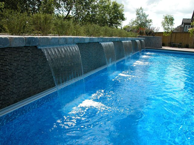 Pin by sierra thomas murray on yard ideas pinterest for Pool design rectangular