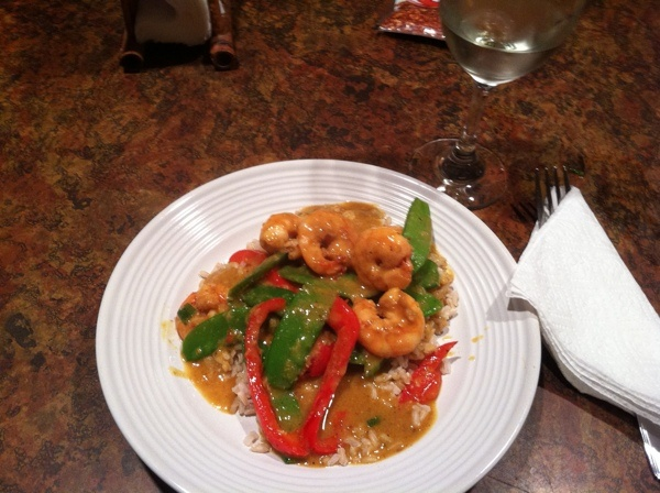 Shrimp with snow peas | Wanna Be Foodie | Pinterest