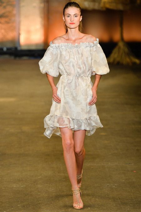 Christian Siriano Spring 2014 Ready-to-Wear Collection #NYFW