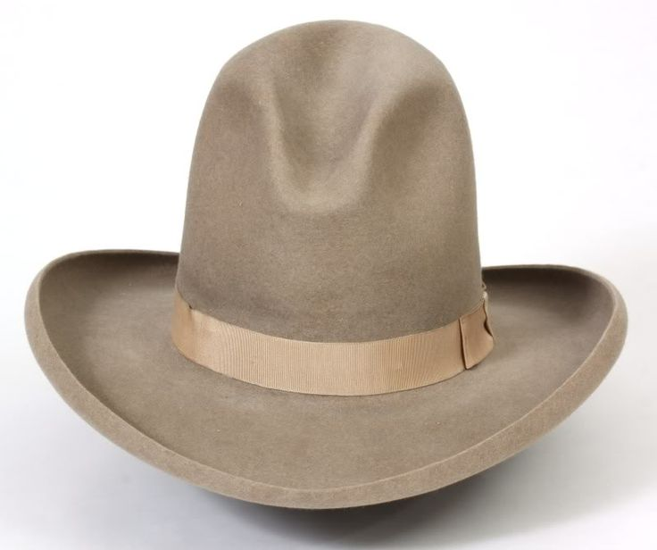 Ten Gallon Hat. From the West 1920s | Hats | Pinterest 10 Gallon Cowboy Hat Front