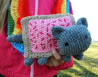 CROCHET POPTART PATTERNS Crochet Patterns Only