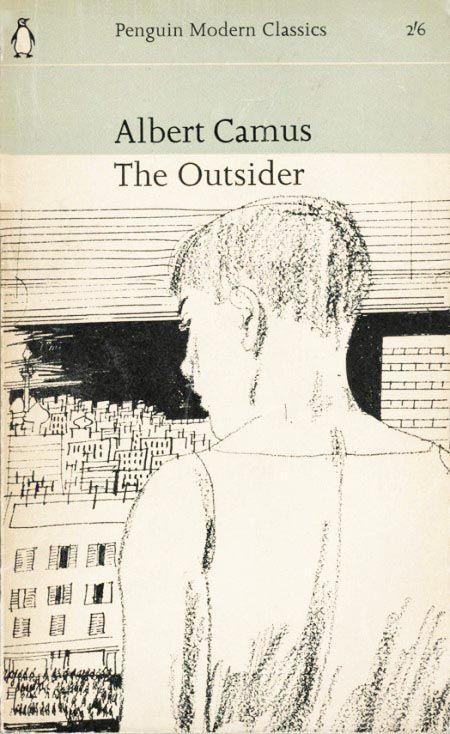 the outsider albert camus essay