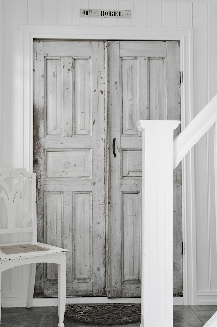 דלתות בעיצוב פנים