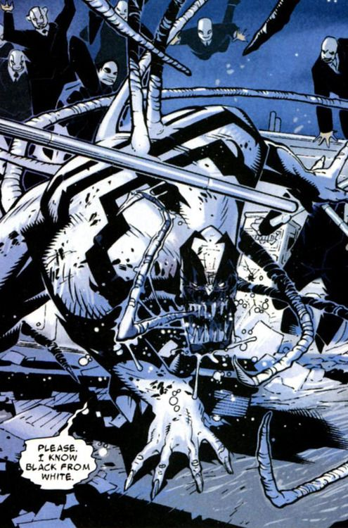 Symbiote Anti Venom | www.imgkid.com - The Image Kid Has It!