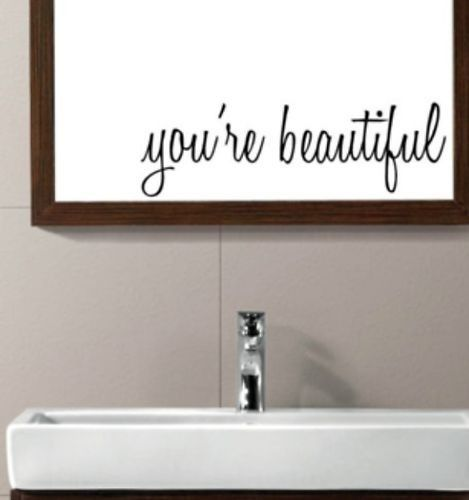 Awesome We Do Not Know If This Applies To Everybody, But Sometimes A Room Just Isnt A Room Without A Mirror Concerning This  But Also In The Bathroom, Kitchen And Outofthe Box Places, The Stickers Are A Fun And Simple Solution For A Lot Of