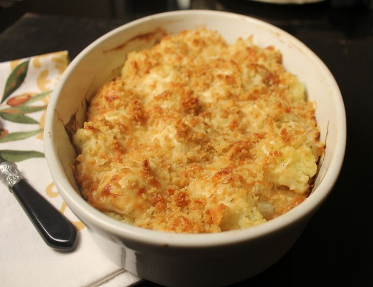 Cauliflower Gratin | If You Like It Then You Shoulda Put Some Cheese ...