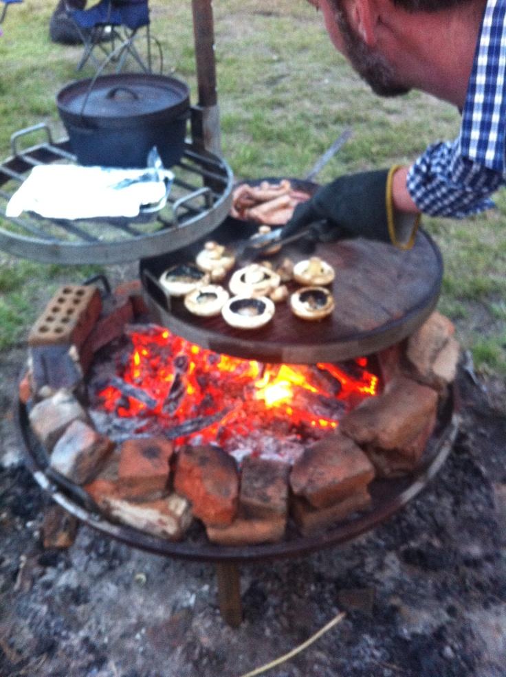 fire pit bbq outdoor cooking pinterest. Black Bedroom Furniture Sets. Home Design Ideas