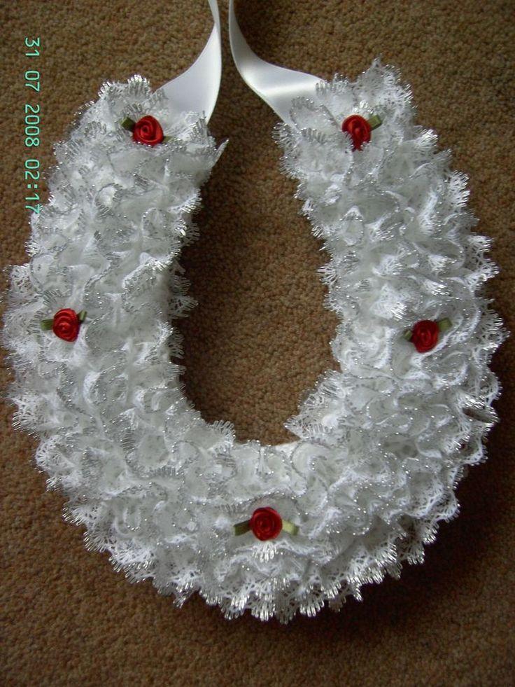 Pattern ...knitting-in-lace horseshoe