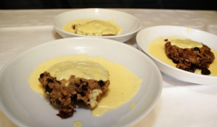 Porridge Clootie Dumpling - Scotland | International - United Kingdom ...