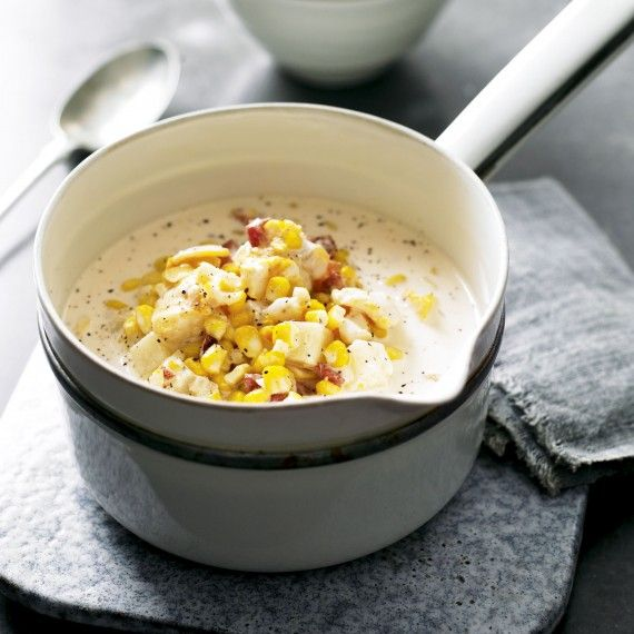 Chunky Smoked Haddock Chowder | Soups, Stews and Such | Pinterest