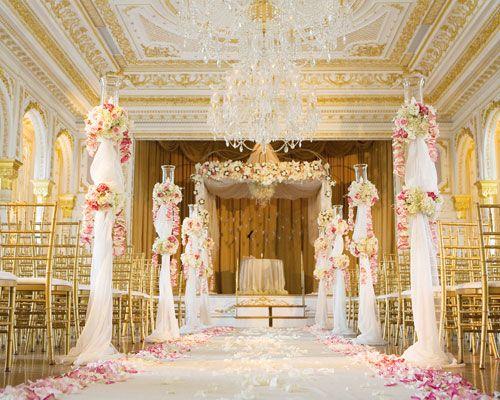 opulent ceremony