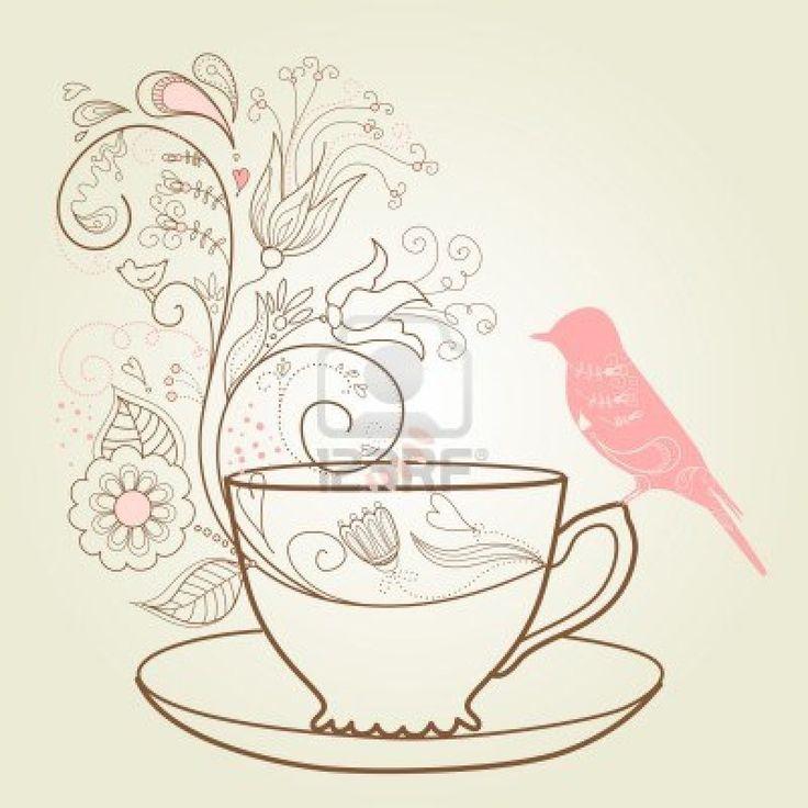Afternoon Tea Invitation Templates Free | Gift Ideas ...