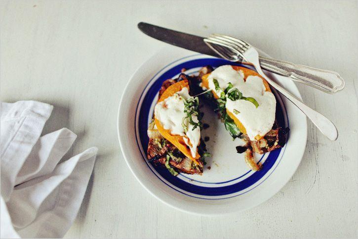 PESTO VEGGIE MELTS | Veggie Food | Pinterest