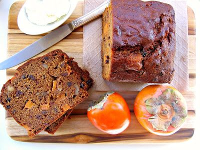 Two-Persimmon Tea Cake | Sweets | Pinterest