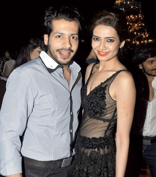 Nihar Pandya and Karishma Tanna  Fashion  Style  Bollywood  Beauty      Nihar Pandya Wedding