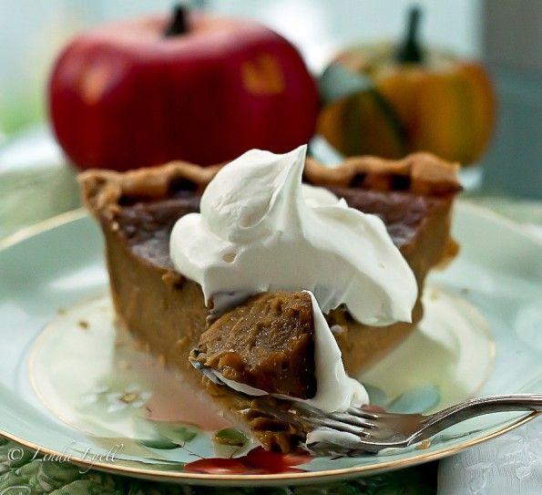 Spiced pumpkin pie | Pies, Tarts & Cobblers | Pinterest