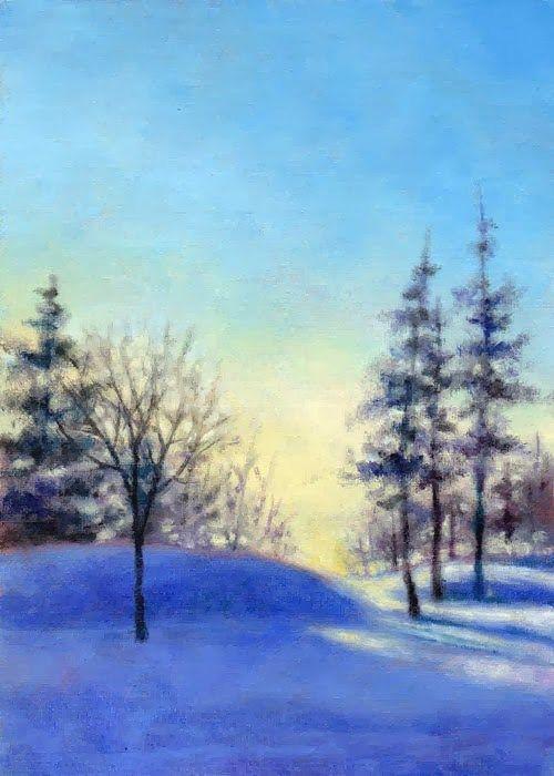 Barbara Fox —  Fading Light (500x700)