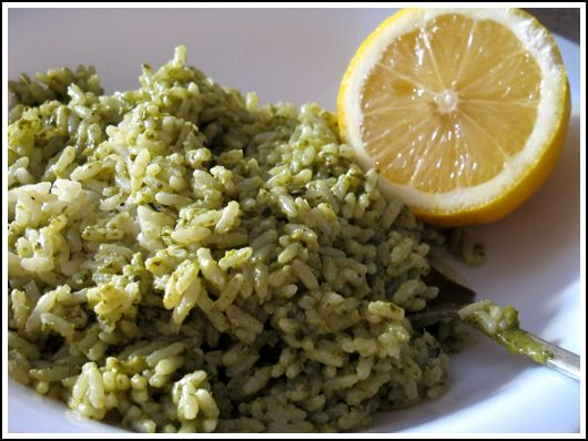 Pesto Rice Salad | Products I Love | Pinterest