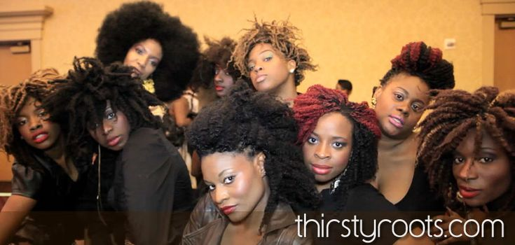 Hair Salon For Natural Hair : ... get some damn city twist. These are the stylist at The Damn Salon