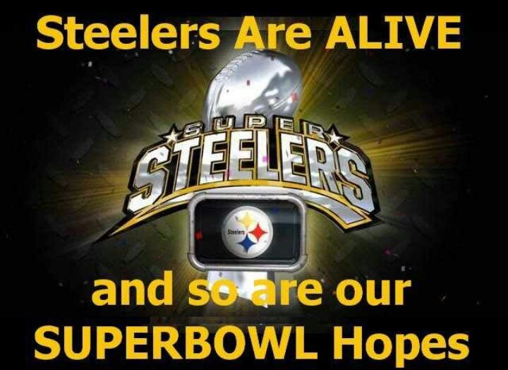 LET GO STEELERS!!!