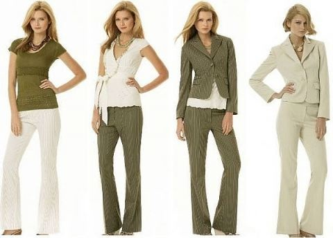 Professional business attire tips for both men and women.