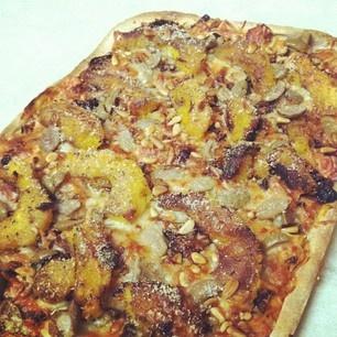 amazing - roasted acorn squash, caramelized onions, Harissa & roasted ...