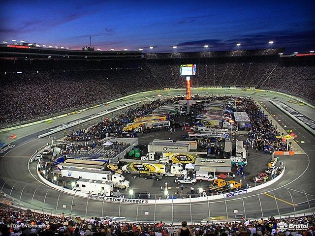 Bristol Speedway Bristol Tennessee Tennessee Pinterest