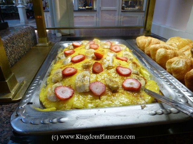 Pooh's Breakfast Lasagna - Crystal Palace - Magic Kingdom ...