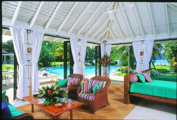 Caribbean Beach House Tropical Caribbean Homes Pinterest