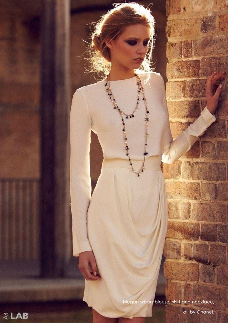 Chanel Soft Simple Feminine Fashion I Love Pinterest