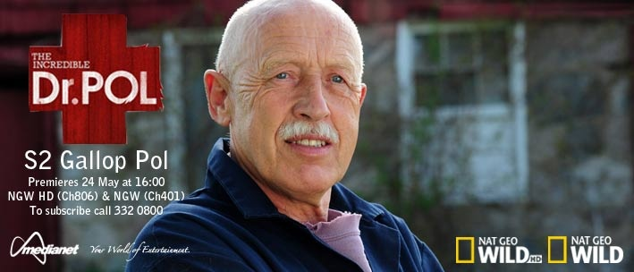 The incredible dr pol s2 gallop pol dr pol and his staff face a