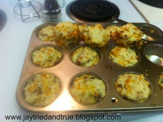 Jay Tried and True: Bacon Onion Cheddar Biscuits