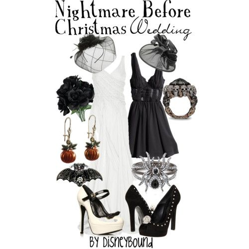 Nightmare Before Christmas Wedding | Wedding Ideas | Pinterest