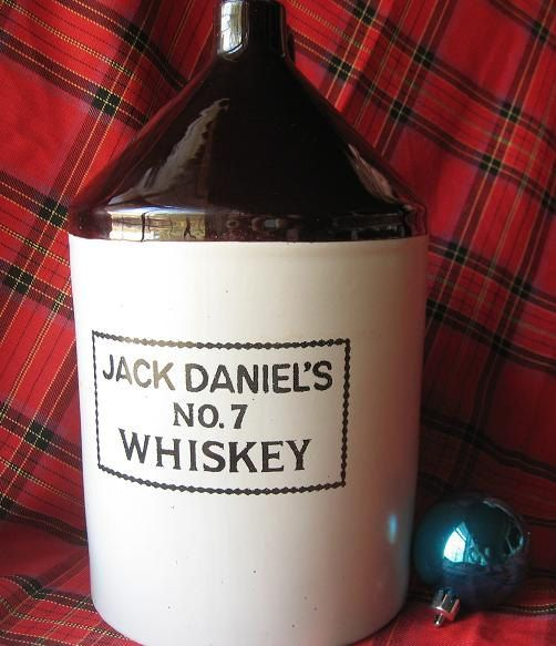Fathers Day Vintage Jack Daniels Whiskey Jug NO. 7 on Etsy, $125.00