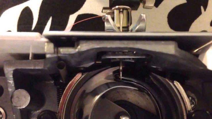 sewing machine not picking up bobbin thread