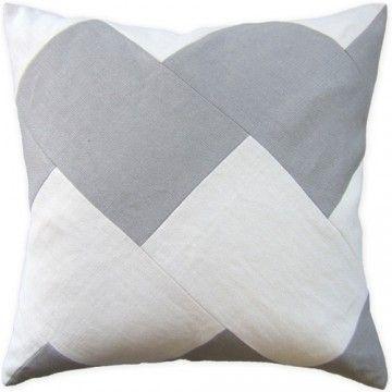 Chevron Linen Pillow