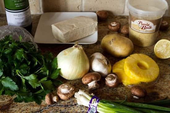 High Protein Vegan Breakfast Burrito Recipe — Dishmaps