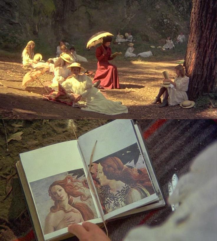 Images Picnic Hanging Rock Pinterest Secret Mystery Film Teresa