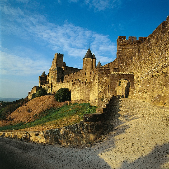 Carcassonne France  City new picture : Carcassonne, France | CASTLES | Pinterest