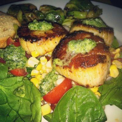 SUMMER SCALLOPS | Eats | Pinterest