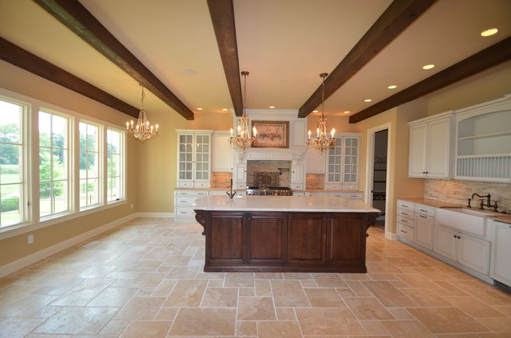 Kitchen Beams Specialty Ceiling Treatments Pinterest