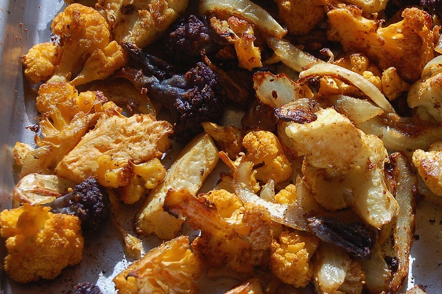 Roasted curried cauliflower | Recipes - Vegetable/Vegetarian | Pinter ...