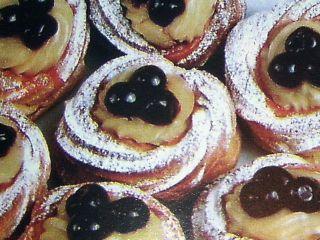 Saint Joseph's Day Cream Puffs Recipe — Dishmaps
