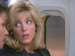 Marla Maples in Executive Decision.. | Interesting Movie ...