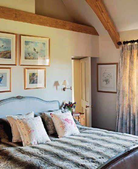 English country cottage bedroom country homes and manor for English country cottage bedroom ideas