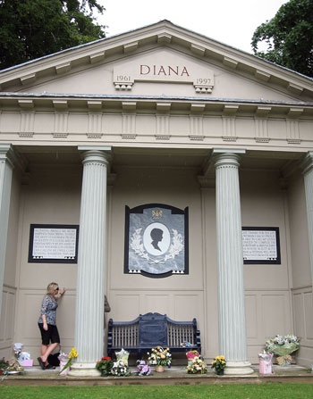 I want to visit Princess Diana's grave | + Dead Ends ...