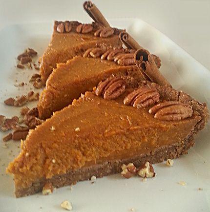 Sweet Potato & Pecan Pie (Vegan) | For when I own a bakery: | Pintere ...