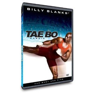 Love me some Tae Bo... Billy is my personal trainer!