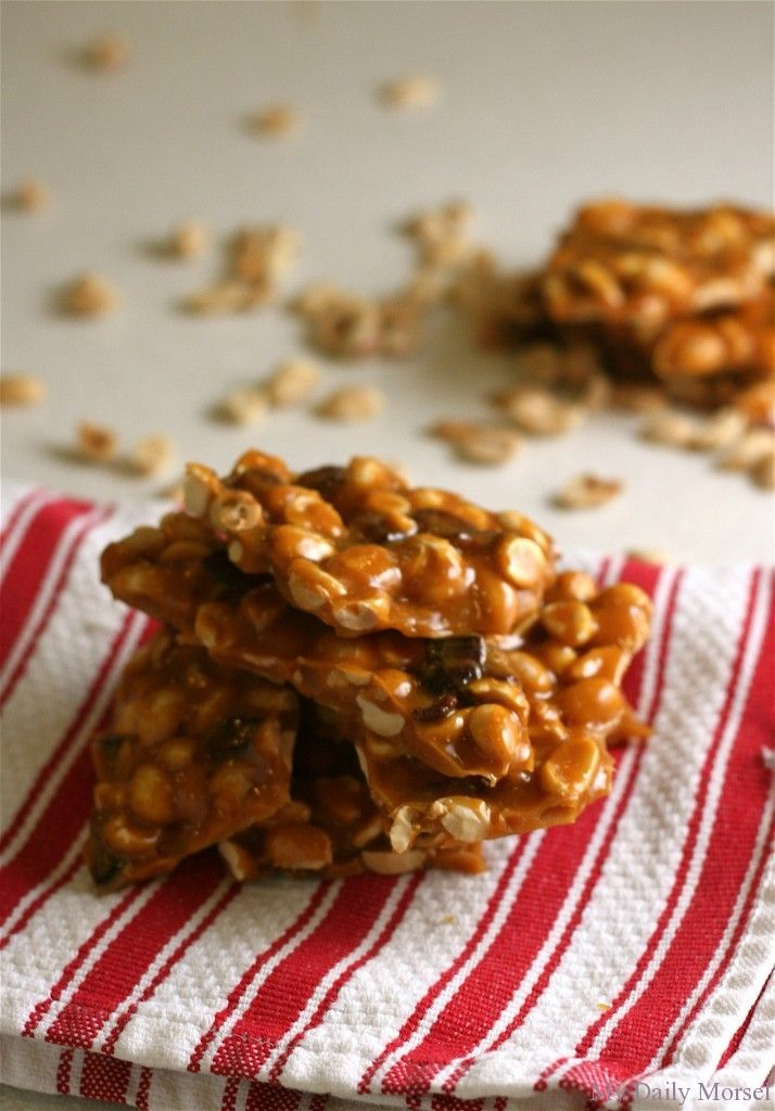 Bacon Peanut Brittle | .:SwEets:. | Pinterest